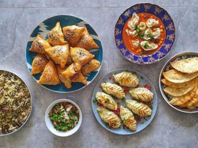 מסעדה בוכרית – עם השף רון יוחננוב  – 17.02.2020 יום ב' שעה 19:00
