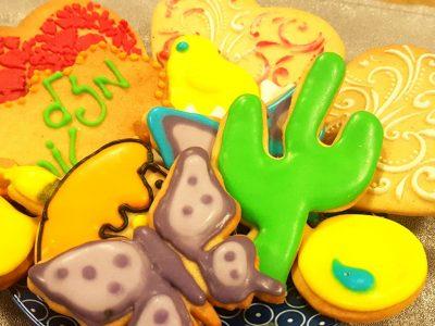 קיץ אחר בשפיז – עוגיות רויאל אייסינג ופיסולי קיץ בבצק סוכר – 20/08/2020 – משעה 10:30 עד 13:45 – יום ה'.
