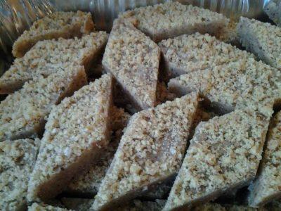 קינוחים מדרך המשי – מטבח בוכרי מתוק – 23.12.2018 יום א' שעה 18:00